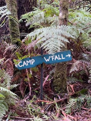 Camp waterfall sign 300x400 - Camp waterfall sign